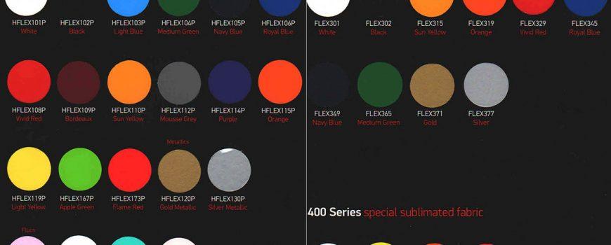 CutFlex – Flex для плоттерой резки – HFLEX100P