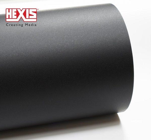 HXR150BGR Текстурированный черный мат 1,23 пог.м
