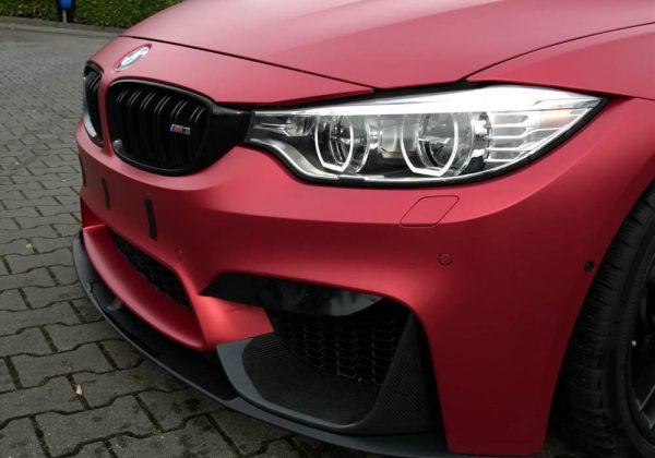 HX30RGOM Красный металлик матовый 1,52 пог.м
