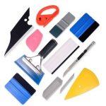 Инструменты для оклейки автомобиля пленкой